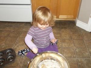 Mixing the Goop