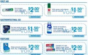 Bayer Canada Coupons