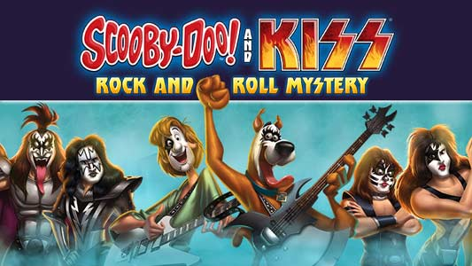 Scooby Doo And Kiss Rock And Roll Mystery Crafts Penny Minding Mom