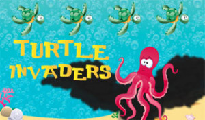 TurtleInvaders