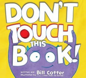 DontTouchThisBook