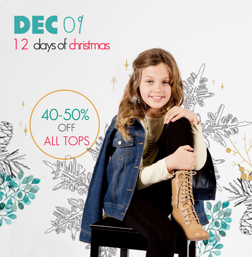 Dec 9 - 12 Days of Christmas Event at Limeapple
