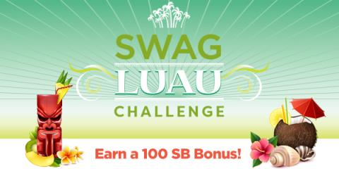 Swagbucks Luau Challenge