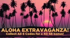 Swagbucks Aloha Code Extravaganza