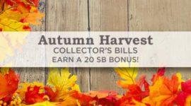 Swagbucks Autumn Harvest
