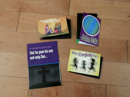 Animated Tracts