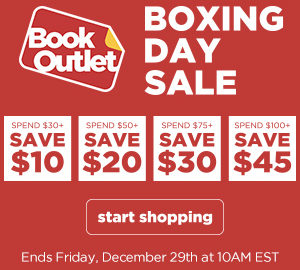 BookOutlet Boxing Day Sale