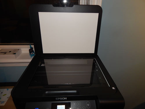 Epson Et 2750 Color Photo Printer With Scanner Amp Copier