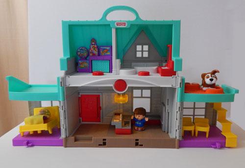 Little People House Open