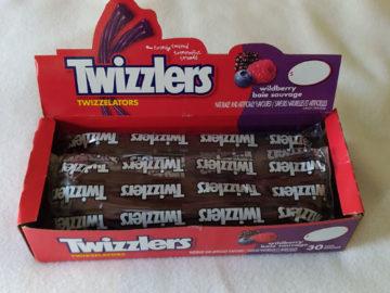 Wildberry Twizzlers