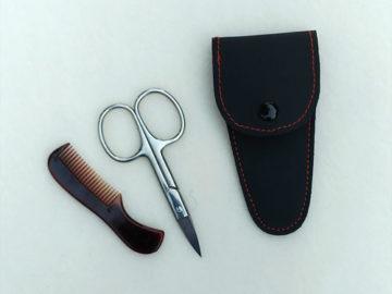 Beard and Mustache Scissor Set