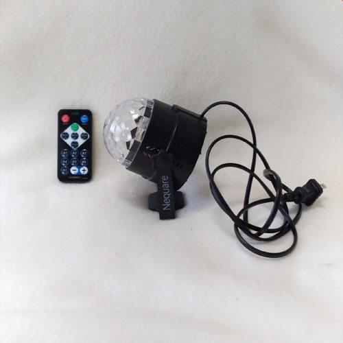 Nequare Disco Ball with Remote
