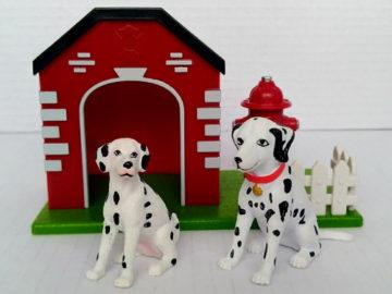 Terra by Battat - Firehouse Dogs