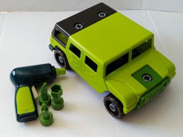 Battat Take-Apart 4x4 Truck