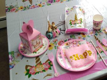 Unicorn Party Supplies