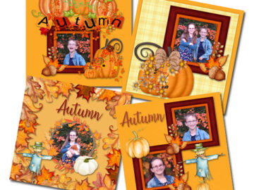 Autumn Blessings Quickpage