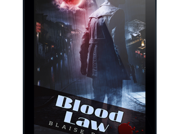 BloodLaw by Blaise Ramsay
