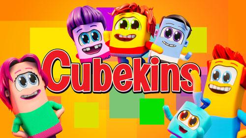Cubekins
