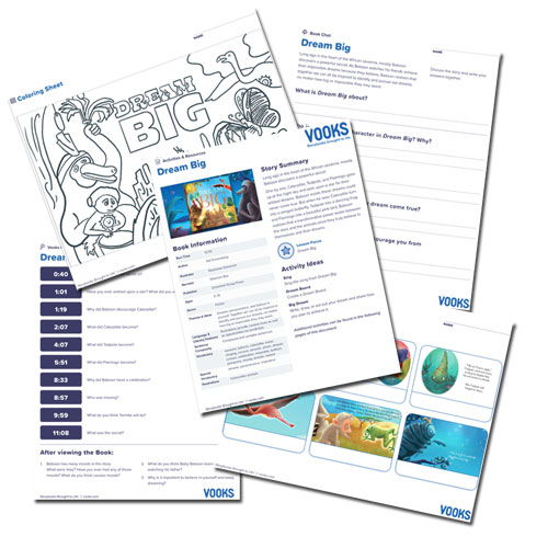 Vooks Resource Pages